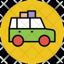 Van Transport Minibus Icon