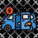 Van Electric Sliding Door Vans Automatic Sliding Door Icon