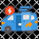 Van Electric Sliding Door Icon
