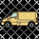 Van Wagon Car Icon