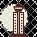 Vancouver Monuments City Icon