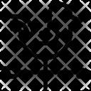 Vane Countryside Arrow Icon