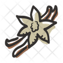 Vanilla Flower Food Icon