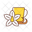 Vanilla Chai Tea Icon
