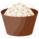 Vanilla Cupcake Birthday Icon