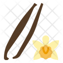 Vanilla Flower Smell Icon
