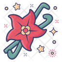 Vanilla Spice Flower Icon