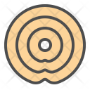 Vanilla Ring Cookie Icon