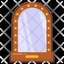 Mirror Mirror Furniture Vanity Mirror Icon
