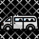 Vanity Van Van Car Icon