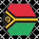 Vanuatu Country National Icon