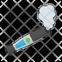 Cigarette Electronic Gadget Icon