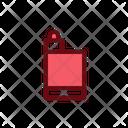 Vape Vaping Smoking Icon