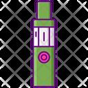 Vape Pen E Cigarette Ellectronic Shoots Icon