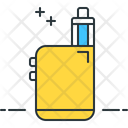 Vaporizer Electronic Cigarette Cannabis Icon