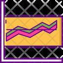 Variability Data Analytics Graph Icon
