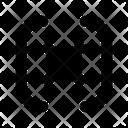 Variable Mathematical X X Icon
