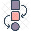 Variation Transform Transformation Icon