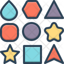Various Apart Multiple Icon