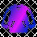 Varsity Jacket Fashion Cloth Icon