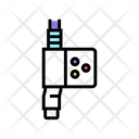 Fractional Laser Color Icon