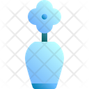 Vase Decoration Flower Icon