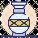 Vase Urn Decoration Piece Icon