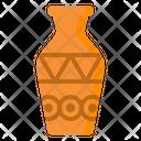 Vase Art Design Icon