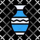 Vase Decoration Home Icon
