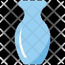Vase Flower Ceramic Icon