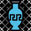 Vase Culture Civilization Icon