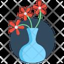 Vase Decoration Flower Vase Ceramic Vase Icon