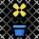 Vase Flower Flower Floral Icon