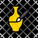 Vase Painting Icon
