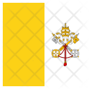 Vatican Pope Country Icon