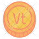 Vanuatu Exchange Vuv Icon