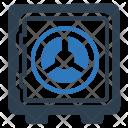 Bank Combination Lock Icon