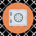Vault Safe Bank Icon