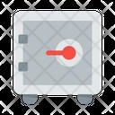 Bank Money Privacy Icon