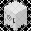 Bank Safe Bank Locker Safe Icon