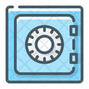 Safe Safe Deposit Strongbox Icon
