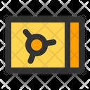 Deposit Box Safe Box Locker Icon