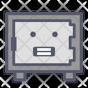 Safe Vault Safe Money Icon
