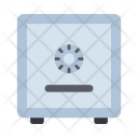 Vault Safe Box Icon