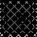 Bankv Vault Safety Box Icon