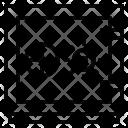 Vault Box Lock Icon