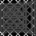 Vault Safe Wealth Icon