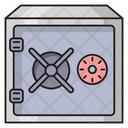 Security Box Locker Icon