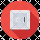 Locker Bank Vault Icon