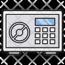Vault Locker Securitybox Icon